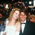 Nicole Kidman et Tom Cruise en 1991