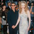 Nicole Kidman et Tom Cruise à Los Angeles en 1995