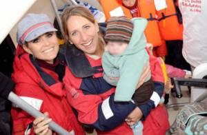 REPORTAGE PHOTOS EXCLUSIF : Maud Fontenoy vous présente enfin son fils !