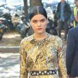 """Soko (Stéphanie Sokolinski) - Arrivées au défilé de mode prêt-à-porter printemps-été 2017 """"Chanel"""" à Paris. Le 4 octobre 2016 © CVS-Veeren / Bestimage"""