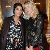 Mélanie Laurent et Leila Bekhti, ravissantes modeuses devant Jessica Alba