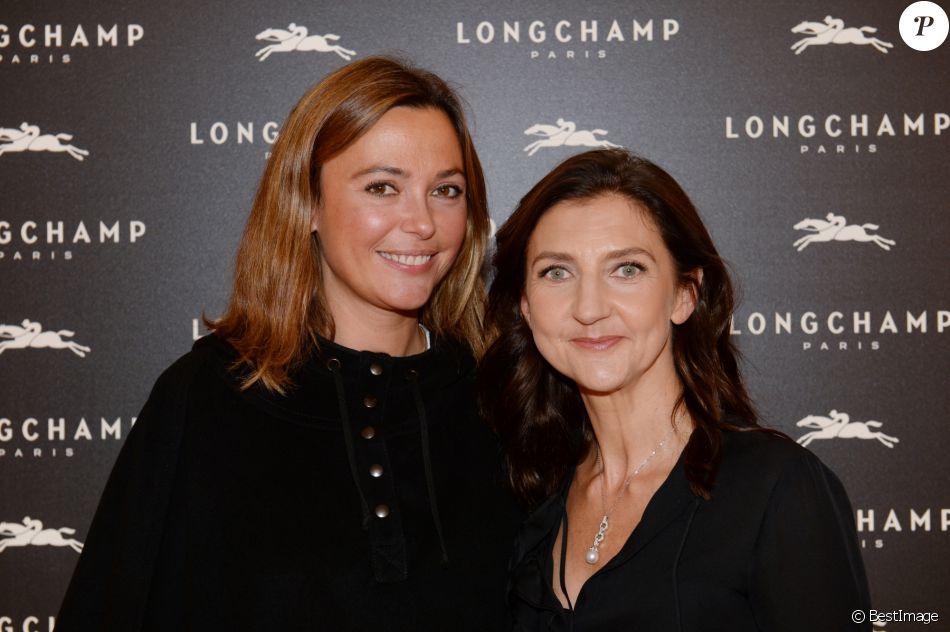 Sandrine Quétier et Sophie Delafontaine Cocktaildîner