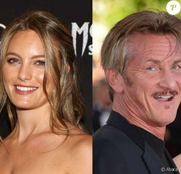 Sean Penn et Leila George seraient en couple.