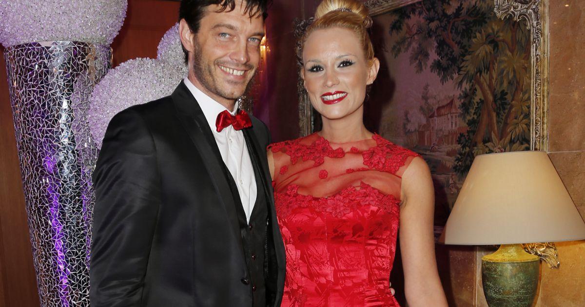 Elodie gossuin et son mari bertrand lacherie la 38 me dition de la c r monie des best au - Elodie gossuin et bertrand lacherie ...
