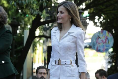 Letizia d'Espagne : Grande classe pour préparer le 25e Sommet ibéro-américain