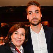 Yves Montand renaît sur scène : sa compagne et son fils aux premières loges