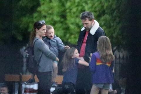"""Ben Affleck, séparé mais fan de Jennifer Garner : """"C'est une super maman"""""""