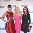 Jessica Alba, Donatella Versace et sa fille Allegra