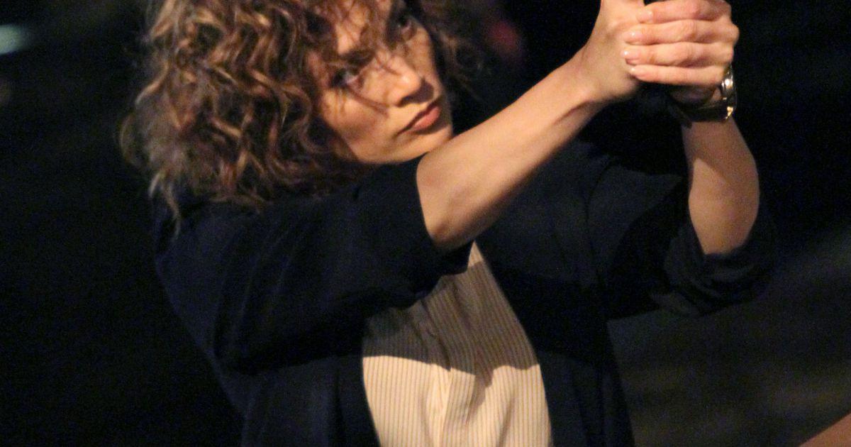 Jennifer lopez grosse frayeur elle chappe une fusillade - Jennifer lopez grosse ...