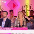 """Aymeric Bonnery, Aurélie Van Daelen et Benoît Dubois dans le """"Mad Mag"""" de NRJ12, lundi 17 octobre 2016"""