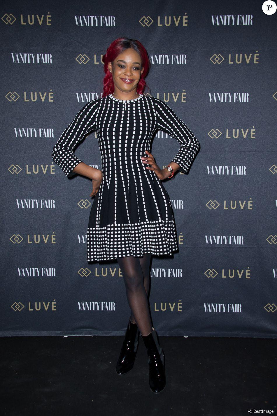 Azealia Banks à la Soirée Vanity Fair Luvè lors du 72ème Festival du Film de Venise, la Mostra. Le 7 septembre 2015