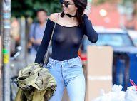 """Kendall Jenner : """"J'aime bien montrer mes seins. C'est mon truc à moi !"""""""