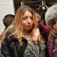 """Exclusif - Lola Marois-Bigard et sa soeur Lou Marois - Soirée de lancement du restaurant """"Hardy"""" le 18 octobre 2016"""