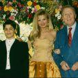 """Archives - Rachel et son fils David (Emission """"Qui veut epouser mon fils"""" 2012) et Clement Michu (le pere de Rachel) 01/00/0000 -"""