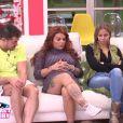 """Fanny, Anaïs et Mélanie - """"Secret Story 10"""" sur NT1, le 24 octobre 2016."""