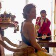 Claire Foy est Elisabeth II, dans The Crown, une série originale Netflix.