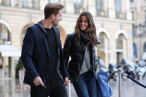 Kevin Trapp et Izabel Goulart : En amoureux dans Paris, avant une belle surprise