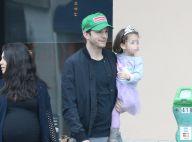 Mila Kunis enceinte: Gros baby bump pour une sortie avec Ashton Kutcher et Wyatt