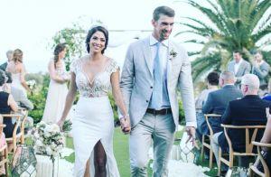 Michael Phelps marié : Une cérémonie intime au Mexique, sa femme Nicole sublime