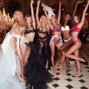 Victoria's Secret : Courtisanes torrides en lingerie avant leur défilé parisien