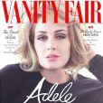 Adele en couverture de Vanity Fair USA, édition de décembre 2016