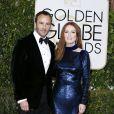 Tom Ford, Julianne Moore - 73ème cérémonie des Golden Globe Awards à Beverly Hills, le 10 janvier 2016. © Olivier Borde/Bestimage