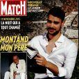 Paris Match n°3520 du 3 novembre 2016. Cover story : Valentin Montand, fils d'Yves.