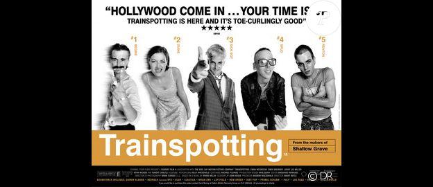 Trainspotting, affiche du premier volet de 1991