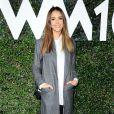 Jessica Alba- Soirée du 10e anniversaire du site WhoWhatWear à Los Angeles, le 2 novembre 2016
