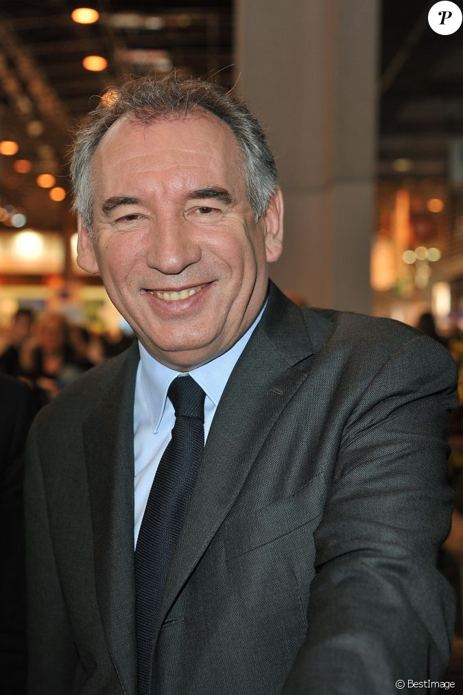 Fran ois bayrou people au salon international de l for Porte de versailles salon agriculture