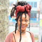 Rihanna : Rastafari stylée sur le tournage d'Ocean's Eight
