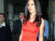 PHOTOS : Jennifer Connelly, magnifique, le rouge vif lui va... à ravir !