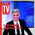 Cyril Viguier avec son émission Territoires d'infos fait toutes les couvertures de TV Magazine pour les journaux de la PQR.