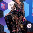 Becca Dudley aux MTV Europe Music Awards 2016 au Rotterdam Ahoy Arena, à Rotterdam, aux Pays-Bas le 6 novembre 2016