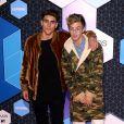 Jack & Jack aux MTV Europe Music Awards 2016 au Rotterdam Ahoy Arena, à Rotterdam, aux Pays-Bas le 6 novembre 2016
