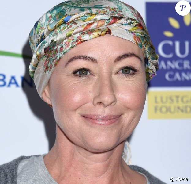 Shannen Doherty lors du Stand Up To Cancer 2016, à Los Angeles, le 9 septembre 2016