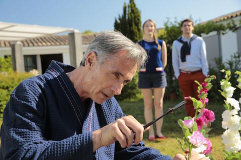 """Thierry Lhermitte : """"Je m'entends bien avec les conjoints de mes enfants"""""""