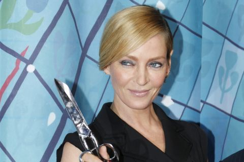 Uma Thurman : Quand la star de Kill Bill partage son rêve de Noël