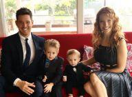Michael Bublé : Atteint d'un cancer du foie, son fils a débuté la chimiothérapie