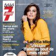 Magazine Télé 7 Jours, en kiosques le 14 novembre 2016.