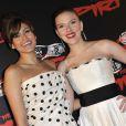 Eva Mendes et Scarlett Johansson