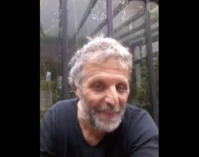 Stéphane Guillon s'adresse à Cyril Hanouna sur Twitter, le 19 octobre 2016.