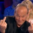 """""""On n'est pas couché"""", le 12 novembre 2016 sur France 2. Laurent Baffie très en forme !"""