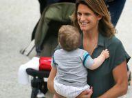 """Amélie Mauresmo révèle être enceinte : """"J'attends mon deuxième enfant"""""""
