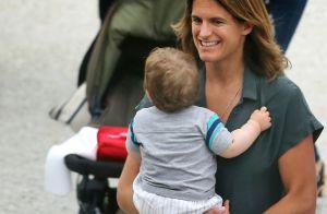 Amélie Mauresmo révèle être enceinte :