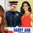 La love story du prince Harry et de Meghan Markle fait la couverture de l'hebdomadaire anglais Hello! du 21 novembre 2016, après le mini-break de l'actrice à Londres.