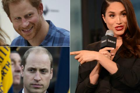 Meghan Markle : Quand elle était incapable de choisir entre Harry... et William