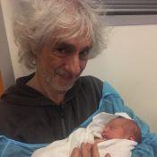 Louis Bertignac, papa pour la troisième fois : Sa jeune compagne a accouché