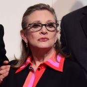 "Carrie Fisher et sa liaison avec Harrison Ford : ""J'ai suffisamment attendu !"""