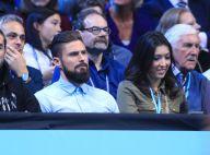 Olivier Giroud et sa femme Jennifer: Entourés de stars au triomphe d'Andy Murray